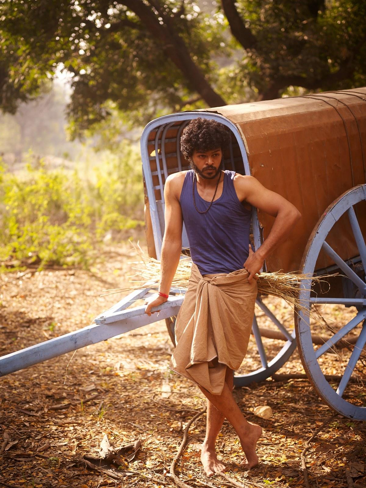 Actor Lagubaran Photoshoot Stills (25)