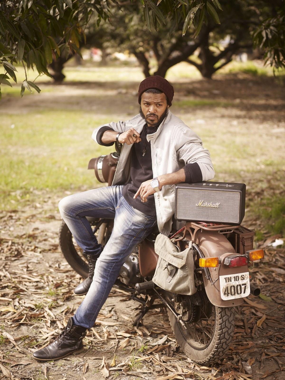 Actor Lagubaran Photoshoot Stills (28)