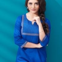 Actress Aqsa Bhatt Photoshoot Photos (12)