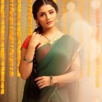 Actress Aqsa Bhatt Photoshoot Photos (13)