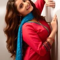 Actress Aqsa Bhatt Photoshoot Photos (17)