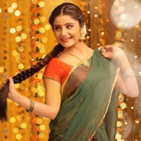 Actress Aqsa Bhatt Photoshoot Photos (20)
