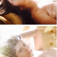 Actress Aqsa Bhatt Photoshoot Photos (23)