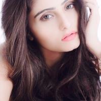 Actress Aqsa Bhatt Photoshoot Photos (3)