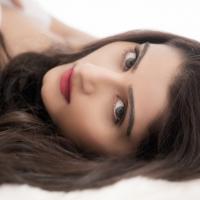 Actress Aqsa Bhatt Photoshoot Photos (4)
