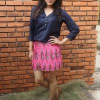 Actress Rashmi Gautam Spicy Stills (1)