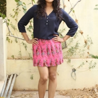Actress Rashmi Gautam Spicy Stills