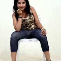 Actress Sabbita Roi New Photo Shoot Images (7)