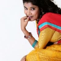 Actress Sabbita Roi New Photo Shoot Images (8)