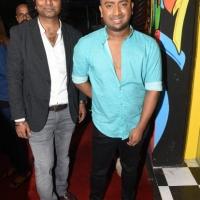 Sathya, Director of Aron Tattoo Studio with Karun Raman