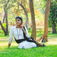 Aspiring Artist A.Rhasitha Photo Shoot Images (6)