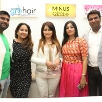 Bollywood Actress Mahima Chaudhry launches the new Advanced Beauty & Cosmetic Clinic at Kilpauk (11)