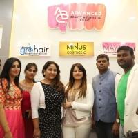 Bollywood Actress Mahima Chaudhry launches the new Advanced Beauty & Cosmetic Clinic at Kilpauk (14)