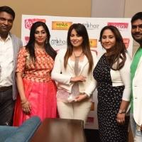 Bollywood Actress Mahima Chaudhry launches the new Advanced Beauty & Cosmetic Clinic at Kilpauk (3)
