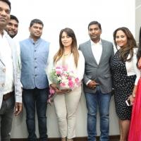 Bollywood Actress Mahima Chaudhry launches the new Advanced Beauty & Cosmetic Clinic at Kilpauk (9)