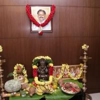 Dharmadurai Movie Pooja Stills (1)