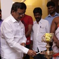 Dharmadurai Movie Pooja Stills (14)
