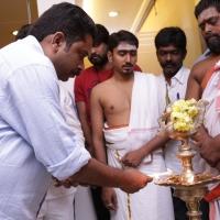Dharmadurai Movie Pooja Stills (16)
