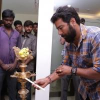 Dharmadurai Movie Pooja Stills (18)