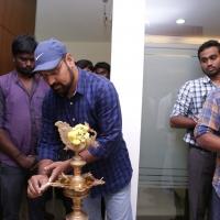 Dharmadurai Movie Pooja Stills (19)