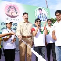 Kalam Green Peace Rally hosted by Padmshree Vivek(11)