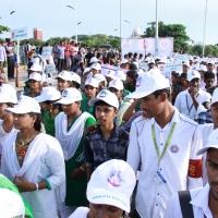 Kalam Green Peace Rally hosted by Padmshree Vivek(14)