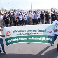 Kalam Green Peace Rally hosted by Padmshree Vivek(16)