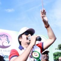 Kalam Green Peace Rally hosted by Padmshree Vivek(2)