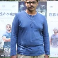 Irudhi Suttru Movie Thanks Media Meet Stills (1)