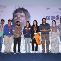Irudhi Suttru Movie Thanks Media Meet Stills (2)