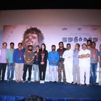 Irudhi Suttru Movie Thanks Media Meet Stills (5)