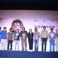 Irudhi Suttru Movie Thanks Media Meet Stills (7)