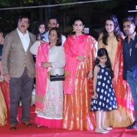 Harish Kumar - MD of Neeru's, Karishma Kapoor and Avnish Kumar - Director of Neeru's - 2