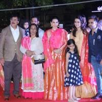 Harish Kumar - MD of Neeru's, Karishma Kapoor and Avnish Kumar - Director of Neeru's - 3