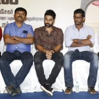 Kathiruppor Pattiyal Press Meet Stills (7)