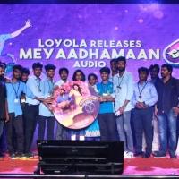 Meyaadha Maan Audio Release at Loyola College Photos (5)