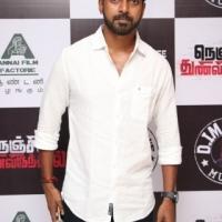 Nenjil Thunivirundhal Movie Audio Launch Stills (3) (Small)