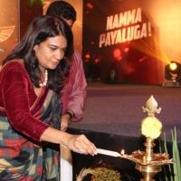Prabhu Deva Launches the Anthem of 'TUTI PATRIOTS' Photos (1)