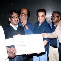 Rajinikanth Inagurated Bharathi Rajaa Institute of Cinema stills (13)