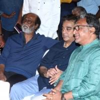 Rajinikanth Inagurated Bharathi Rajaa Institute of Cinema stills (15)