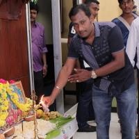 Rani Movie Dubbing Pooja Stills (7)