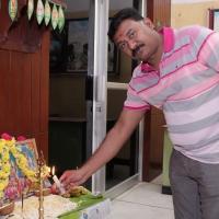 Rani Movie Dubbing Pooja Stills (9)