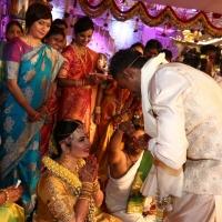 Rayane Mithun Wedding Ceremony Photos (1)