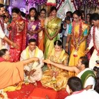 Rayane Mithun Wedding Ceremony Photos (2)