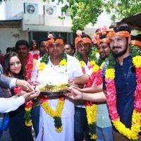 Sei Movie Pooja & Press Meet Photos (10)