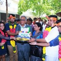 Sei Movie Pooja & Press Meet Photos (12)