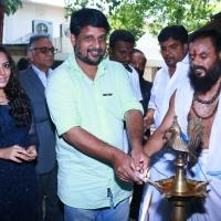 Sei Movie Pooja & Press Meet Photos (14)