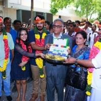 Sei Movie Pooja & Press Meet Photos (3)