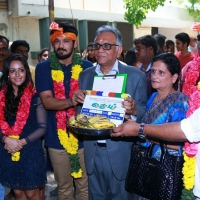 Sei Movie Pooja & Press Meet Photos (9)