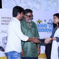 Siva Karthikeyan & PC Sreeram Launches Vintage Camera`s Museum Evolution Of Cameras At VGP Snow Kingdom Injambakkam Images (10)
